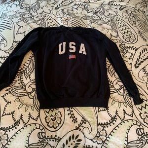 BNWOT brandy sweatshirt!!